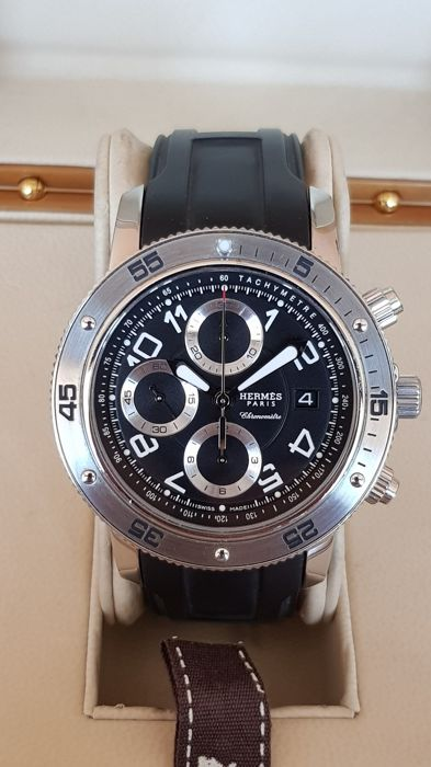 Hermès - Clipper Diver Chronograph  - CP2.910  - Men - 2000-2010