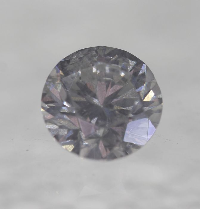Diamant 0.71 ct, brilliant D SI2 [NO RESERVE PRICE] [EUROPEAN SELLER] [QUICK SHIPPING]