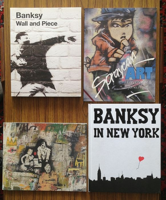 Banksy in New York [+3] - 1994/2013