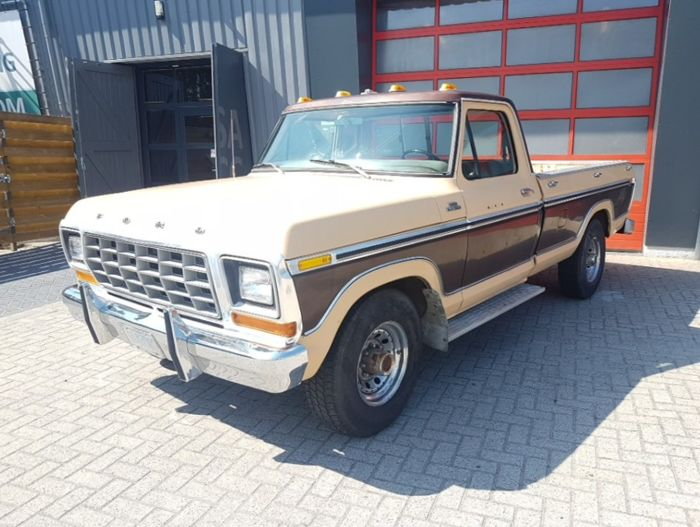 Ford - Pick up - 1978