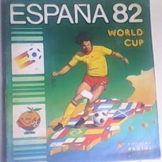 Panini - España 82 World Cup - Complete album with 427/427 stickers