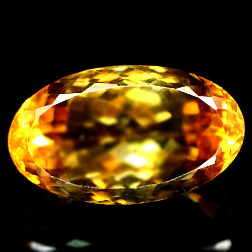 Golden Citrine - Yellow, transparent - 18.07 ct - No reserve