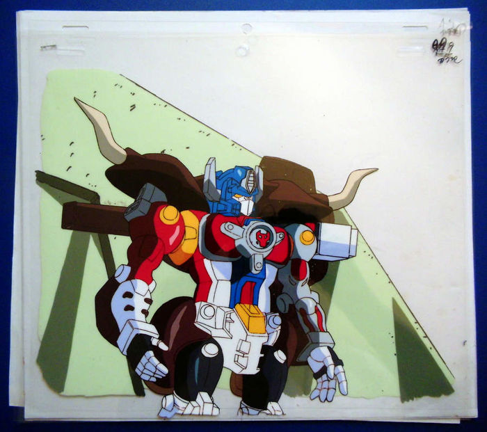 Transformers: Beast Wars - Original Production Animation Cel  - Other