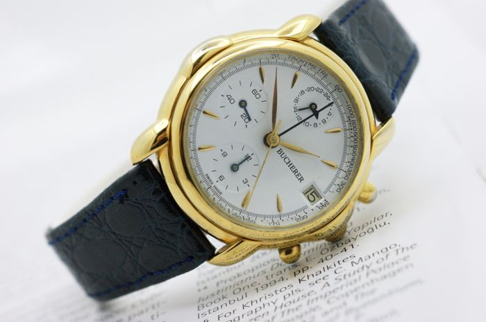 Bucherer - Chronograph Lemania 5200  - 男士 - 2000-2010