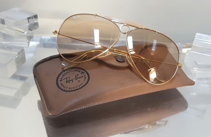 a5d05b06f3 Bausch and Lomb Ray Ban Usa - Outdoorsman Shooter Changeable ...