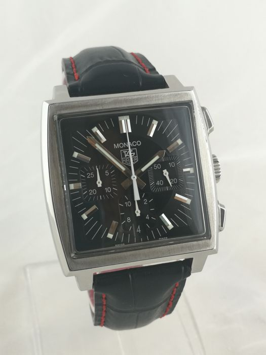 TAG Heuer - Monaco - CW2111 - Men - 1990-1999