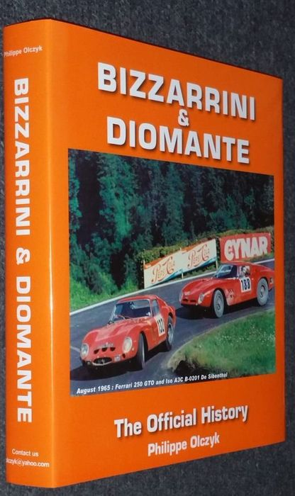 Boeken - Bizzarrini - 2017 (1 items)