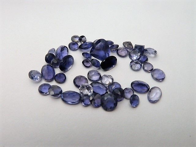 Lot of iolites - 10.07 ct - **No Reserve Price**