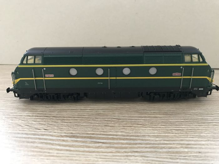 Roco H0 - 43593 - Diesel locomotive - Type 212 - NMBS