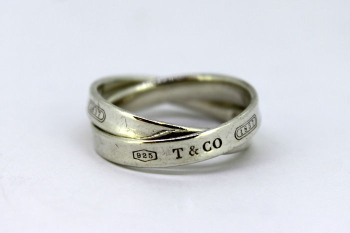 Tiffany & Co - Sterling Silver ring