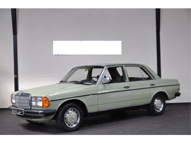 Mercedes-Benz - 240 D Automatic  - 1979