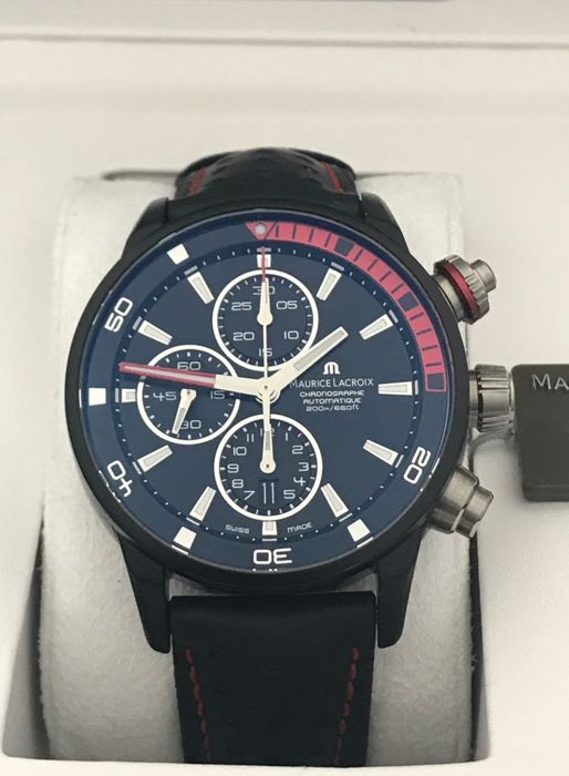 Maurice Lacroix - Pontos S Extreme Limited Edition - PT6028-ALB01-331 - Heren - 2011-heden