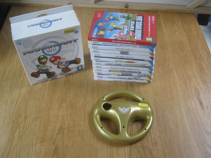 Wheels And More >> 13 Wii Games Like Mario Kart 2 Wheels One Is A Very