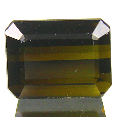 Verdelite Tourmaline - 3.04 ct - Brownish Green - No Reserve