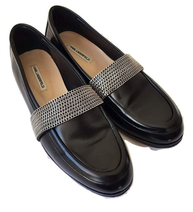 Karl Lagerfeld - loafers - instappers