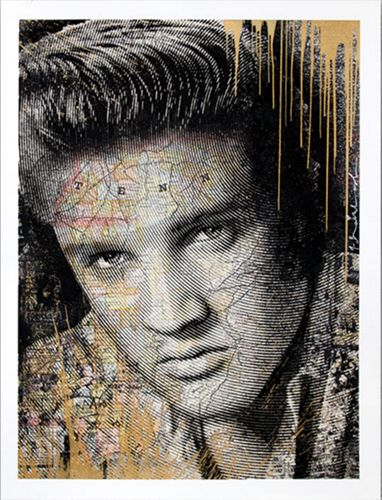 Mr Brainwash  - King Of Rock (Gold)