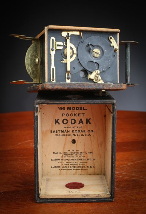 Rare Kodak Pocket Model 96