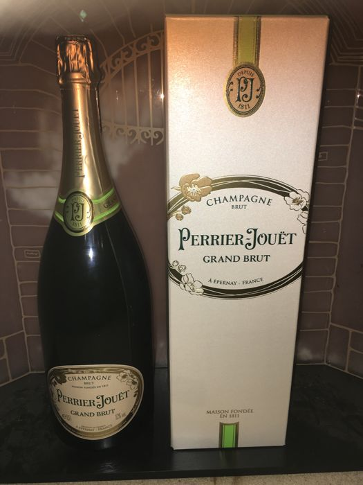 Perrier Jouet Grand Brut - Champagne - 1 Magnum (1,5 L)