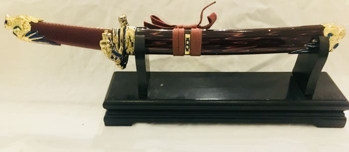 Samurai Tanto Sword - China - 21st century