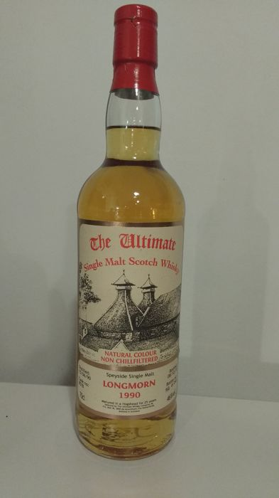 Longmorn 1990 26 years old - Limited Release of The Ultimate (No. 261/290)