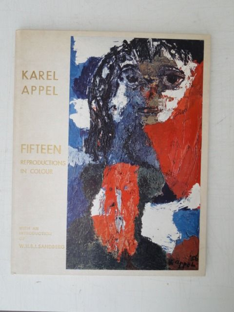 Karel Appel - Fifteen reproductions in colour - 1971