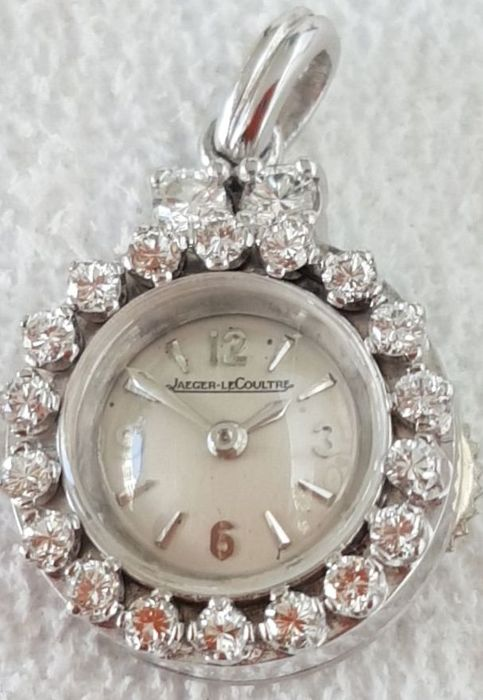Jaeger-LeCoultre - with diamonds - 1473029 - Senhora - 1960-1969