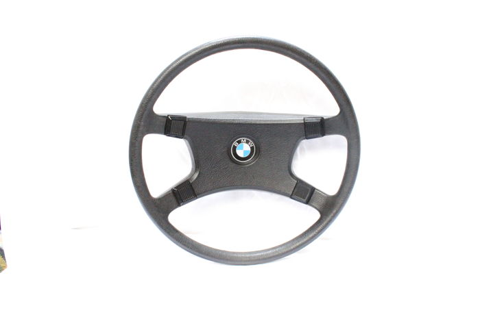 Vintage Leather BMW steering wheel - Bmw - 1980-1975