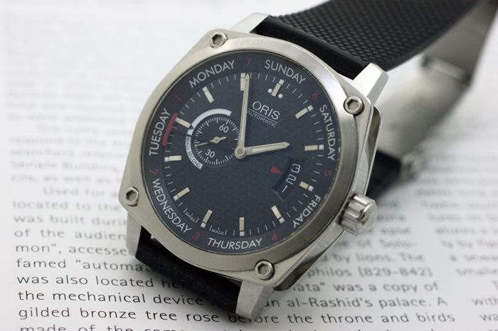 Oris - BC4 Pointer Date Automatic Pilot Watch  - Ref.7617 - Heren - 2011-heden