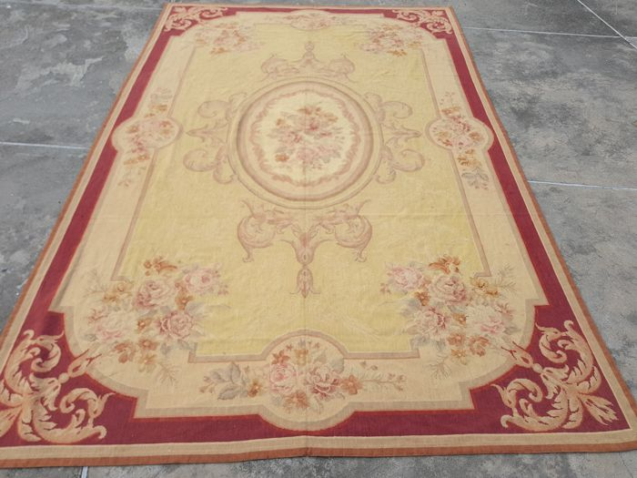 Abbusson tapestry China 252 cm x 163 cm