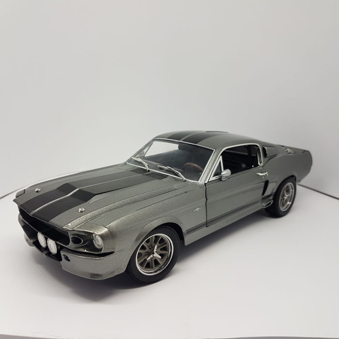 "Greenlight - 1:18 - Ford Mustang GT500 Elanor ""Gone in 60 sec"""