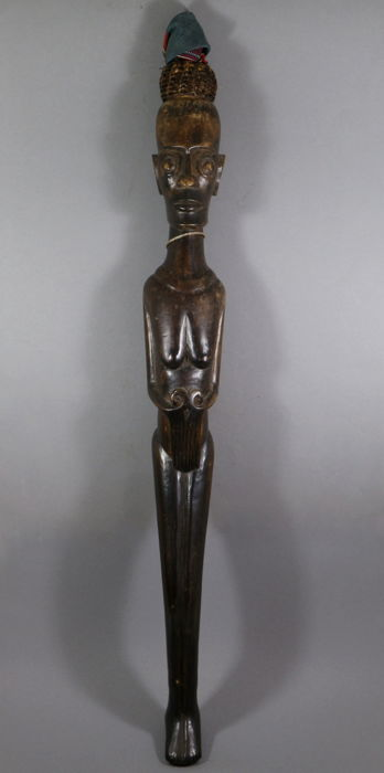 Large Protection Figure  (Pagar) - 82 cm - BATAK - Sumatra - Indonesia