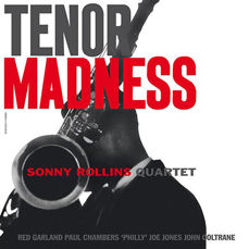 Lots of 4 Sonny Rollins Albums, Sonny Boy Limited Edition Numbered 177, Tenor Madness, Saxophone Colossus, The Bridge