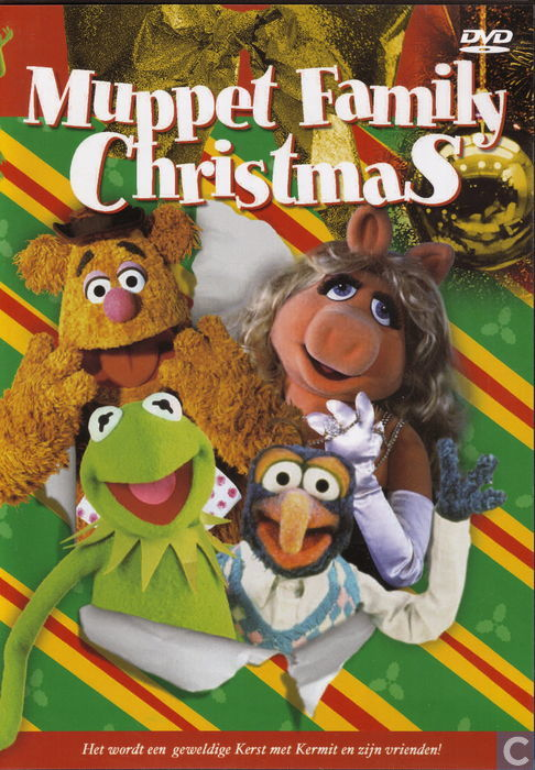 dvd muppet family christmas enlarge image