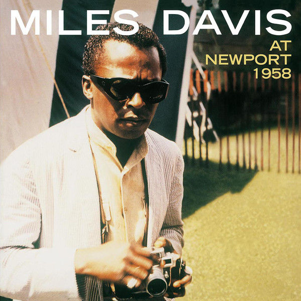 Lots of 4 Live Miles Davis Albums all on 180 Gram Vinyl, At Newport 1958, Live 1989 - Coach House, San Juan Capistrano, At Carnegie Hall Volume 1 and 2