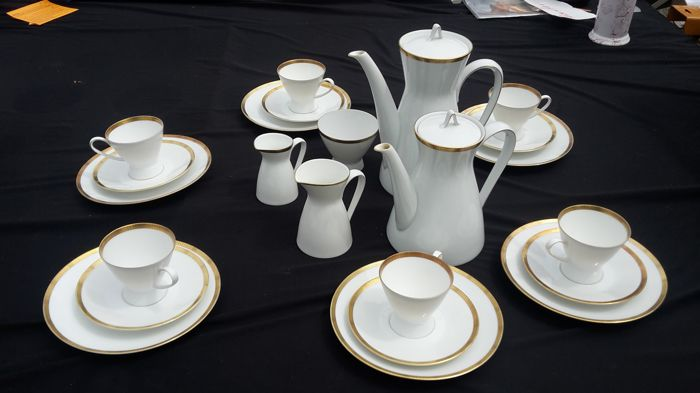 Rosenthal - coffee set for 6 people