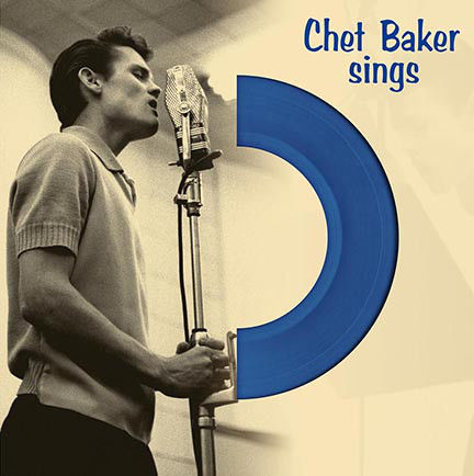 Lots of 4 Chet Baker Albums all on 180 Grams Vinyl, Chet Baker Sings Color Blue, Chet Picture Disc, Chet Is Back!, Chet Baker & Strings