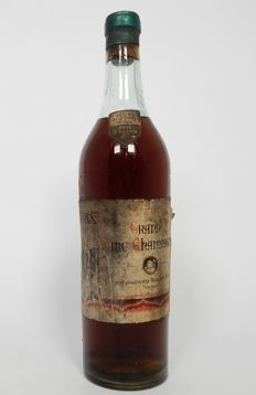"Grande Fine Champagne cognac ""over 25 years old"" very collectable"