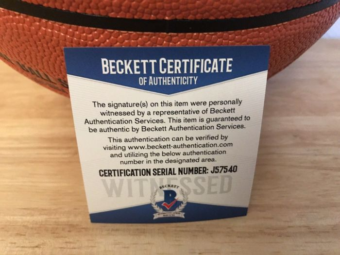 11de7197ec6 Kareem Abdul-Jabbar authentic Autographed Spalding Basketball by NBA USA  HOF Star with COA by BAS Beckett. No reserve Price!