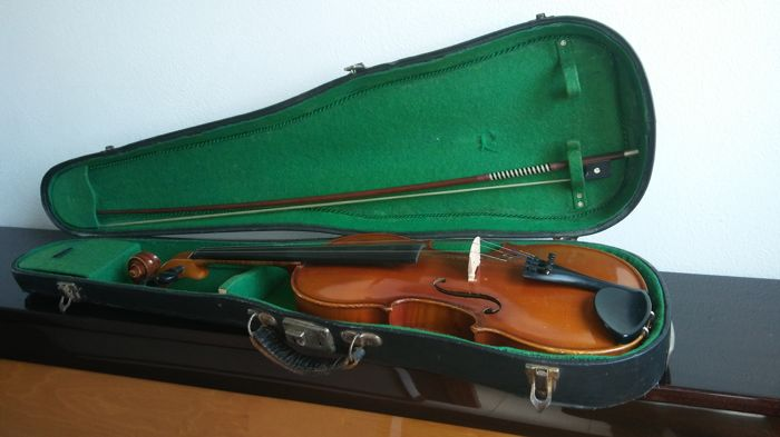 Neuner & Horteiner 4/4 violin - 1900–1920 - perfect working condition
