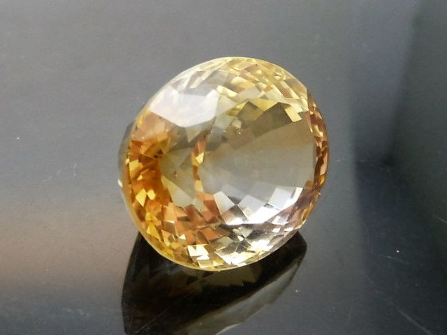 Citrine - 35.11 ct - **No reserve price**