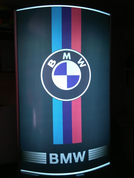 Luminous Sign Of Bmw For Exhibition 20th Century Catawiki
