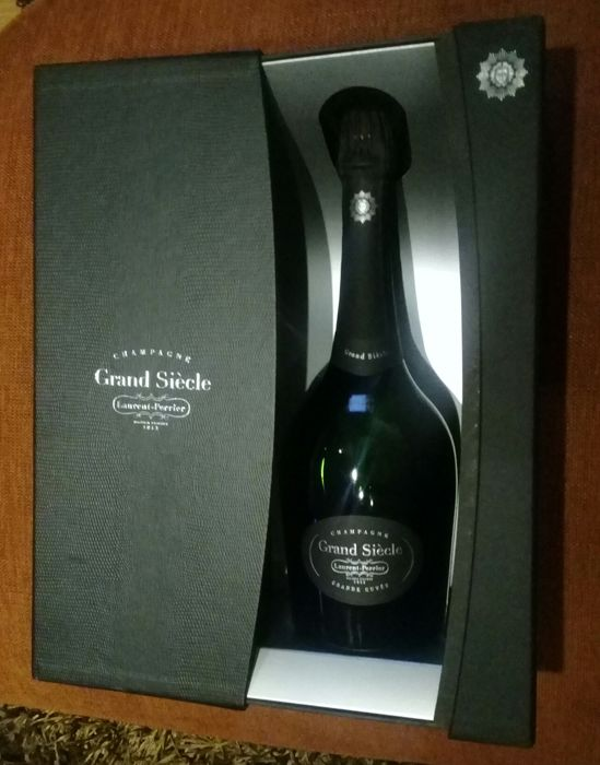 Laurent-Perrier Grand Siecle Brut, Champagne - 1 bottle in case