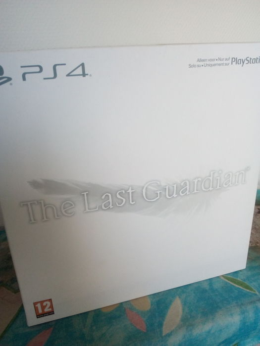 The Last Guardian Collectors Edition. Playstation 4, PS4.