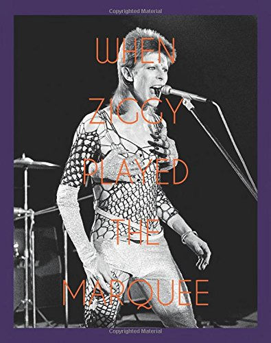 David Bowie: Collection: When Ziggy Played The Marquee By Terry O'neill Hand signed: Framed Royal Mail Ziggy Framed 1st Day Stamp (43x43 cm):  Framed Photo Bowie & Duchess of York (Fergie)