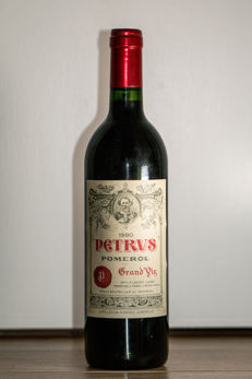 1990 Petrus, Pomerol - 1 Bottle