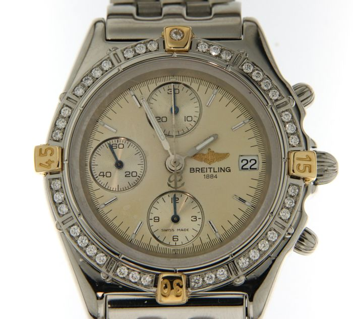 Breitling - Chronomat Anniversary Limited Edition - A13050 - Unisex - 1990-1999