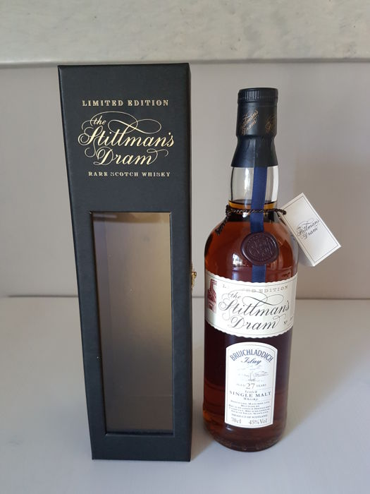 Bruichladdich - The Stillman`s Dram 27 years old - bottled appr. 2000 - OB