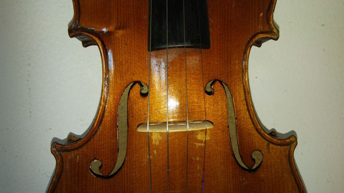 Violin Marc Laberte 1930–1940 Mirecourt - 4/4 - perfect working order