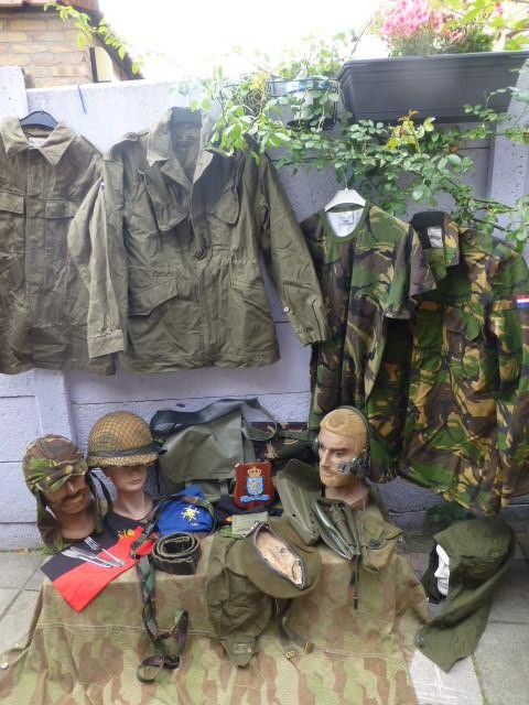 Dutch army lot