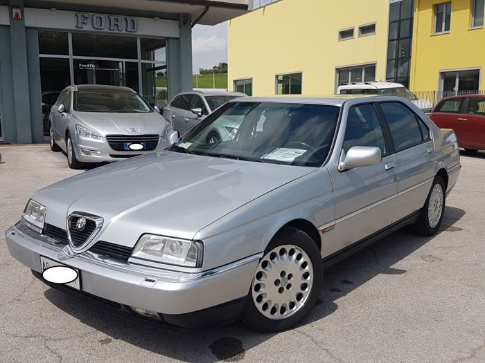 Alfa Romeo - 164 V6 Turbo - 1995